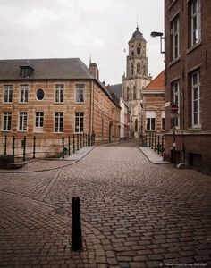 Saint Gummarus Church in Lier, Belgium.