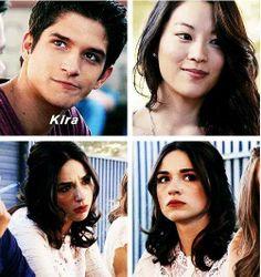 "S3 Ep13 ""Anchors"" - Scott, Kira and Allison"