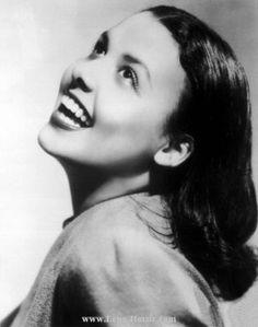 Lena Horne early years