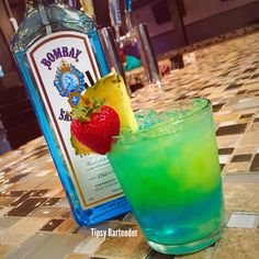Check out the Kalih's Bombay! Impress your friends with this multi layered concoction. For the recipe, visit us here: http://www.tipsybartender.com/blog/2015/8/14/the-kalihs-bombay
