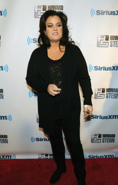 Rosie O'Donnell is down 50 lbs.