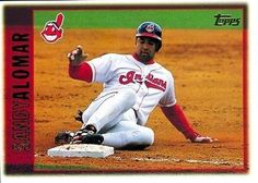 1997 Topps #245 Sandy Alomar Jr - Cleveland Indians (Baseball Cards) by Topps. $0.88. 1997 Topps #245 Sandy Alomar Jr - Cleveland Indians (Baseball Cards)