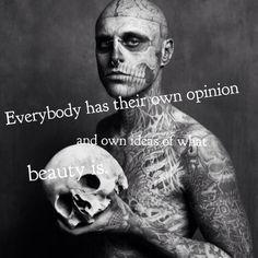 La belleza es subjetiva, que la opinión de los demás no te impida ser tú mism@ Piercings, Tattoos, Art, Beauty, Craft Art, Piercing, Tattoo, Kunst, Pierced Earrings