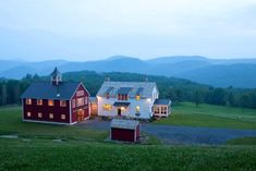 houses with barns attached - Google Search--my next life??