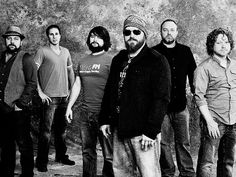 Zac Brown Band; one of my newest favorites :)