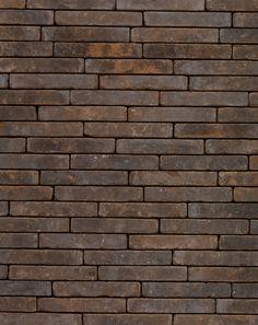 Eco-brick Metropolis Urbis Bruin Wienerberger