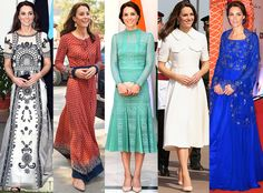 Catherine, Duchess of Cambridge, Kate Middleton, India