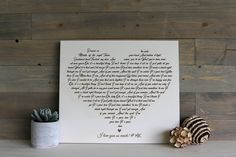 Song lyrics wall art | wedding song lyrics engraved | first dance lyric gift | heart shaped song lyrics | wedding gift | anniversary gift First Dance Lyrics, Wedding Song Lyrics, Bride Gifts, Wedding Gifts, Shape Songs, 20 Wedding Anniversary, Custom Wood Signs, Engagement Gifts, Couple Gifts