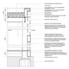 Galería de En Detalle: Cortes Constructivos / Celosías - 23