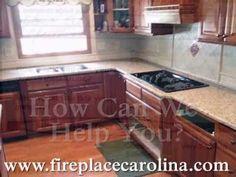Cabinets visit backsplash red granite countertops kitchens cabinets