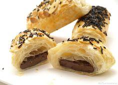 Napolitanas de chocolate - MisThermorecetas.com