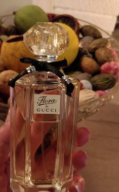 Authentic Flora By Gucci. Perfect for all year around. Ship same/ next day. Chanel Perfume, Best Perfume, Perfume Scents, Perfume Bottles, Flora Gucci, Bath And Body Works Perfume, Glow Up Tips, Accesorios Casual, Perfume Collection