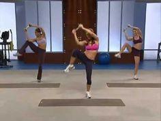 Jillian Michaels «6 Week Six-Pack» 2 level (краткий обзор)