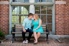 engagement photos at riverfront park in Columbia, SC