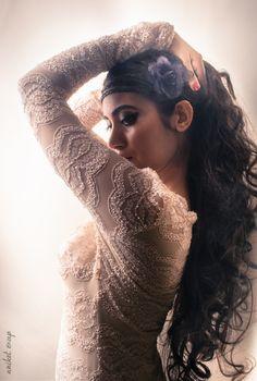 B-girl Ambarin Amb Kadri in a new avatar.. Model : Ambarin Amb Kadri Makeup : Shine Janarthanan