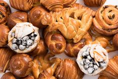 [POLISH TEAM - Europe Selection]  Viennese pastries by Michal STAROWICZ   #BakeryLesaffreCup #Europe #POLAND #bread #baking  (crédit photo @SabineSerrad)