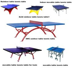 Sports equipment table tennis table tennis tables, View indoor table tennis table, JINTAI Product Details from Shandong Jingtai sport Co.,Ltd. on Alibaba.com