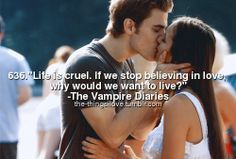vampire diaries quotes tumblr - Google Search. Love vampire diaries.Please check out my website thanks. www.photopix.co.nz