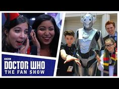 Comic-Con Reacts to Series 9 - Doctor Who: The Fan Show - YouTube