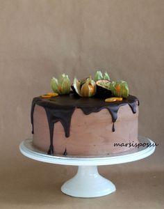 Marsispossu: Suklaakakku, Chocolate cake