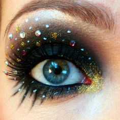 Pretty sparkle...I have no idea when or where to do this but its sooo pretty