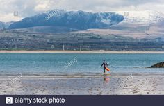 Anglesey, Snowdonia, Wales Uk, North Wales, Open Water, Stock Photos, Mountains, Beach, Cover