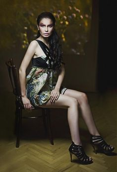šaty by KALKA - SAShE.sk - Handmade Šaty