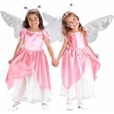 Toddler Pink Pixie Princess Costume