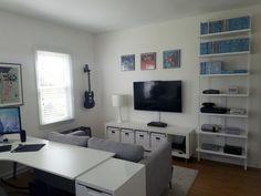 Show us your gaming setup: 2016 Edition - Page 14 - NeoGAF Nerd Room, Gamer Room, Game Room Decor, Room Setup, Deco Gamer, Small Game Rooms, Video Game Rooms, Game Room Design, Crib Sets