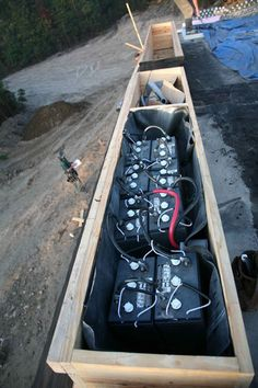 Sustainable Green Buildings - Electricity - earthship.com