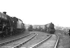 Kirkby Holland, Train Posters, Steam Railway, British Rail, Old Trains, Rolling Stock, Melting Pot, Steam Engine, Steam Locomotive
