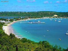Anguilla, America, Caribbean Retreat panorama