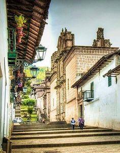 Cajamarca, Peru http://www.southamericaperutours.com/