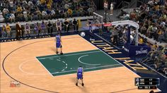 NBA 2k14 Jazz VS Kings