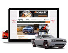 Strona internetowa dla firmy Avtoblog http://wezom.pl/services/tworzenie-stron-internetowych