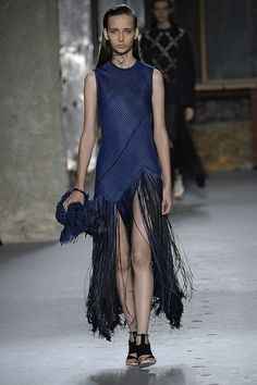 Proenza Schouler Spring 2015 Show   New York Fashion Week
