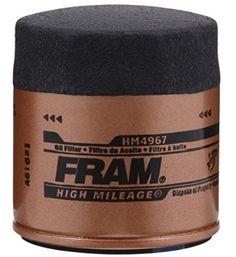 FRAM HM4967 High Mileage Oil Filter Oil Filter, Filters, Coloring Books, Car, Floral, Automobile, Florals, Flowers, Vehicles