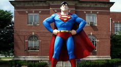 "Metropolis, Illinois is the only city in the world dedicated to Superman (complete with a gigantic superman statue). If you really want to get into the Superman hype, the best time to go is in June when the locals put on a festival called ""The Superman Celebration"" which attracts book collectors and fans from all over the United States."