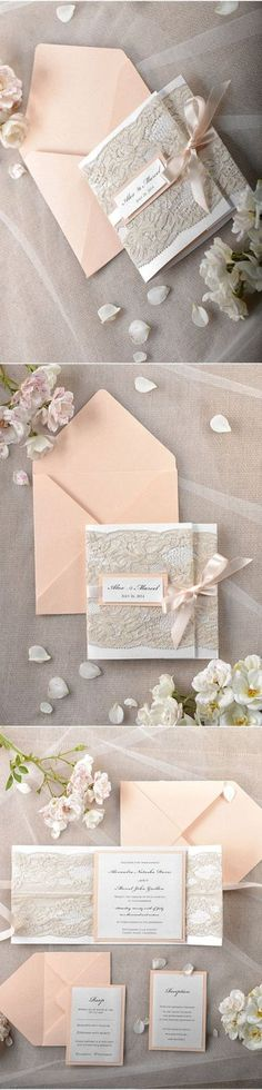 15 Our absolutely preferred rustic wedding invitations - . 15 Our Absolutely Preferred Rustic Wedding Invitations - Trendy Wedding, Perfect Wedding, Diy Wedding, Rustic Wedding, Dream Wedding, Wedding Day, Wedding Vintage, Wedding Peach, Vintage Weddings