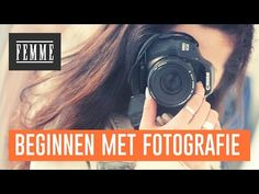 Online Fotografie Cursus (introductie) - YouTube