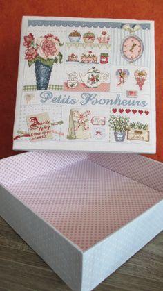"""boite """"petits bonheurs"""" de madame la fée"""
