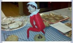 What Elf On The Shelf Does While You're Sleeping – 30 Pics