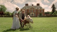 I WISH I could go ... HEARTFIELD (aka Squerryes Court) fromthe BBC Movie of EMMA