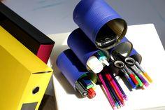 Metal can organizer  DIY
