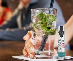 Sober Up Helps Get Rid Of Hangovers With A Shot