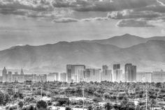 Coming from #Ohio, I am still amazed by this view. #LasVegas