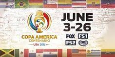 Copa America Centenario broadcast rights