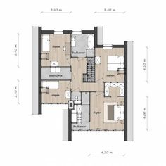 Grote Kaap C - Lighthouse Living Apartment Floor Plans, House Floor Plans, Indian House Plans, Residential Architect, Contemporary House Plans, Indian Homes, Room Planner, Build Your Dream Home, Architecture Plan