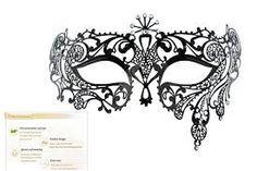 Resultado de imagen de como hacer mascaras venecianas
