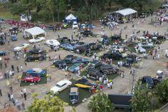 Clássicos de Araxá: os melhores do Brasil Carros Clássicos